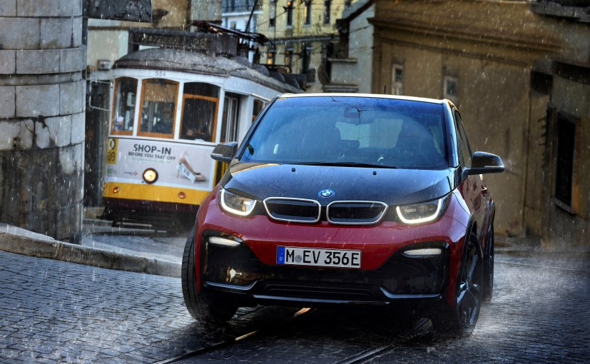 The BMWu0027s New Traction Control System Can Be Paired With Both Electric And  ICE Vehicles