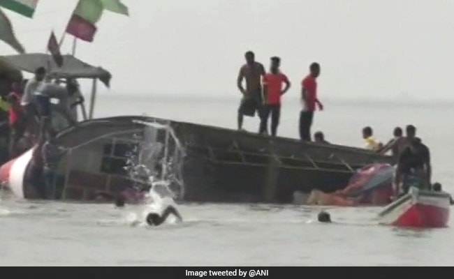 3 Dead After Boat Carrying Schoolchildren Capsizes Near Mumbai