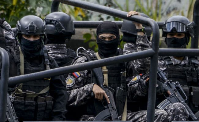 Many Dead In Operation To Capture Pilot Who Bombed Venezuela Supreme Court