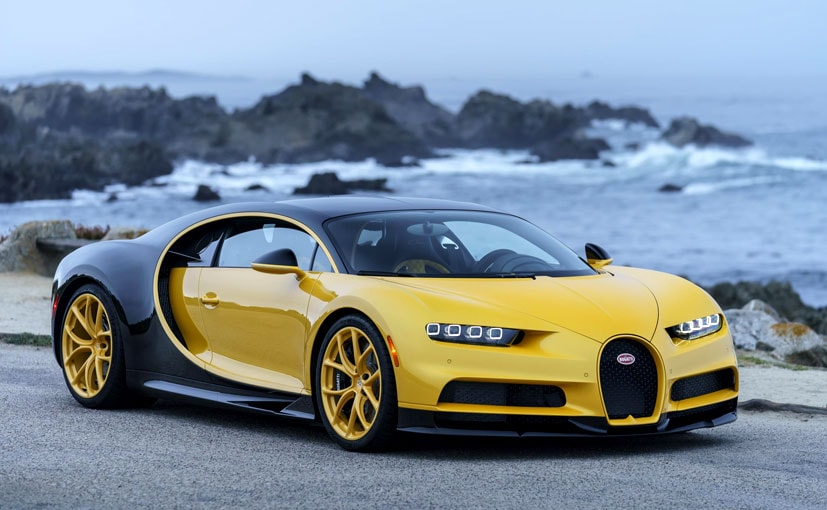 Bugatti Chiron is first to use ultra-tough 3D-printed brake caliper