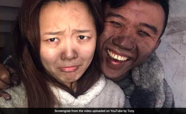 Fire Ripped Through Their Home, But Couple Took Smiling Selfies In PJs