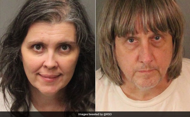 US Couple Arrested For Holding 13 Siblings Captive, Some Shackled To Beds