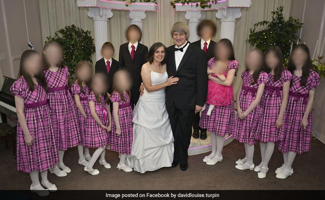 'Horrific' Conditions In California Home Where 13 Siblings Were Found