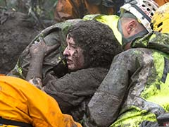 Number Of Dead In California Mudslides Rises To 17
