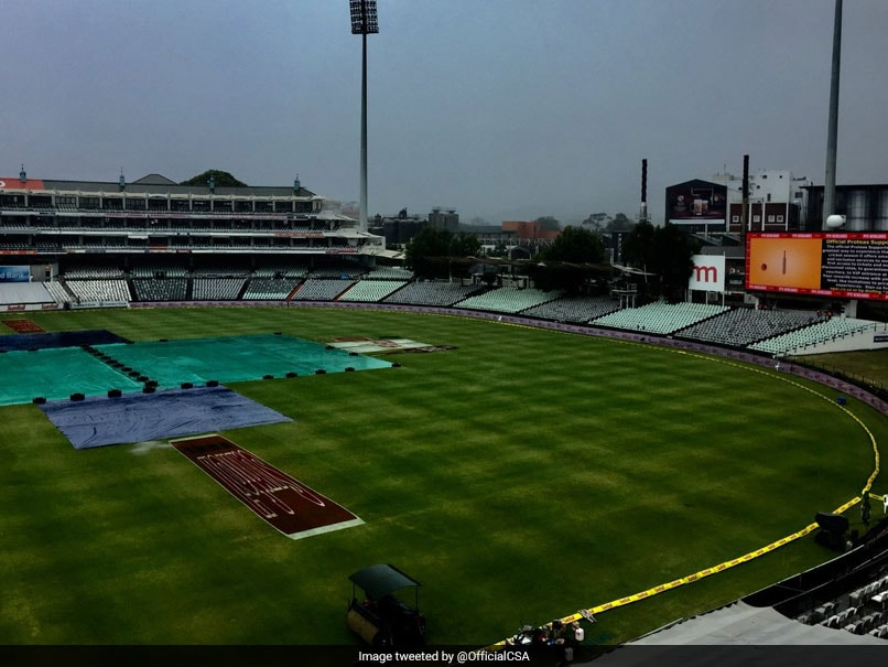 India vs South Africa, Highlights, 1st Test, Day 3: Play Called Off Due To Rain
