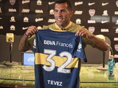 Chinese Fans Round On 'Rat' Carlos Tevez After Holiday Barb