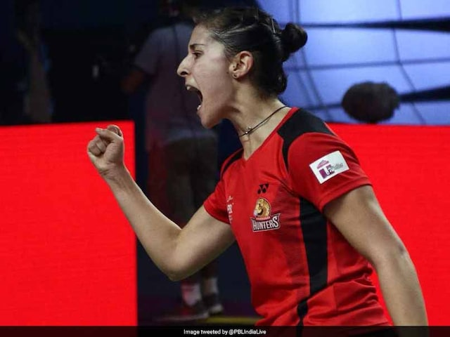 Premier Badminton League: Hyderabad Hunters Beat Bengaluru Blasters To Claim Top Spot