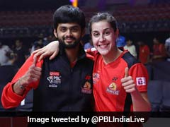 PBL: Marin, Praneeth Carry Hyderabad Hunters In Tournament Final