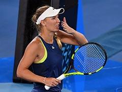 Australian Open 2018: Caroline Wozniacki Stutters Into Semi-Finals