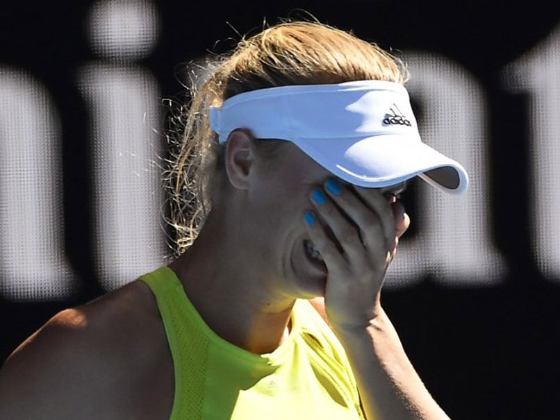 Wozniacki saves two match points in dramatic Aus Open comeback