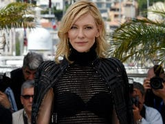 Cate Blanchett Will Head This Year's Cannes Jury