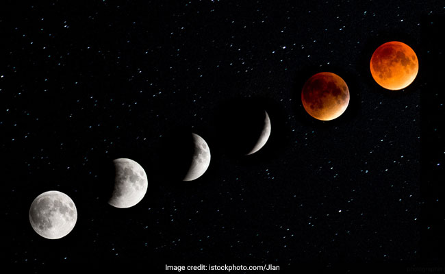 Chandra Grahan 2019: Today's Timing In India and Significance of Partial Lunar Eclipse