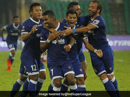 Indian Super League: Gregory Nelson Secures Win For Chennaiyin FC Against FC Pune