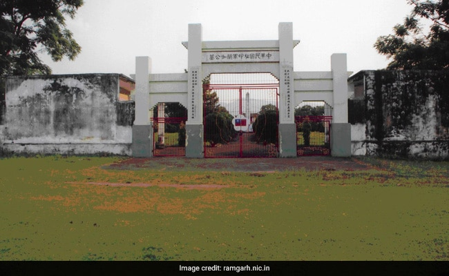 China Wants Historical Cemetery At Ramgarh To Be Turned Into Global Tourist Spot