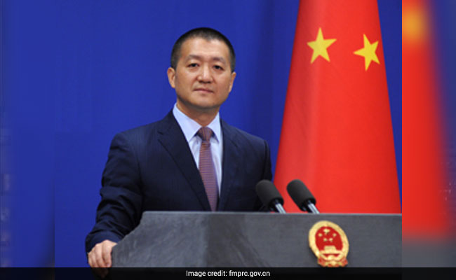 China downplays US Navy official's 'disruptive force' comment
