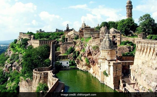 Amid 'Padmaavat' Protests, Chittor Fort Shuts Down For 2nd Time In History