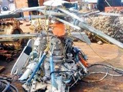 Pawan Hans Chopper Crash: Was There A Mid-Air Explosion?
