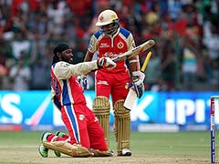 IPL, Knocks To Remember: Chris Gayle, 175 Not Out Vs Pune Warriors