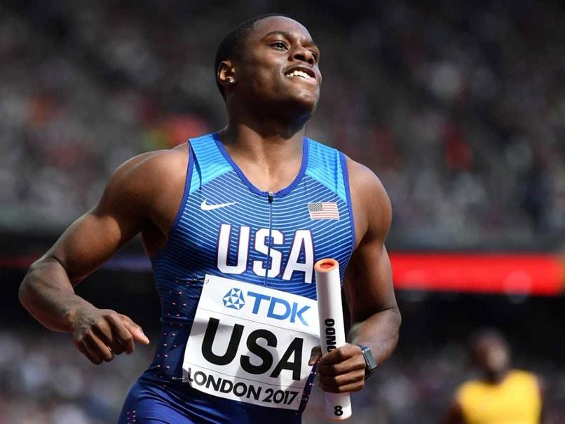 Watch: American Christian Coleman Breaks 60m Indoor World Record