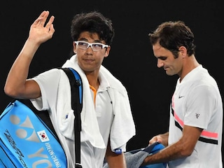 Australian Open: Roger Federer Hails Hyeon Chung As Future Top 10 Player