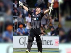 Colin Munro Blasts Record Century As New Zealand Crush West Indies