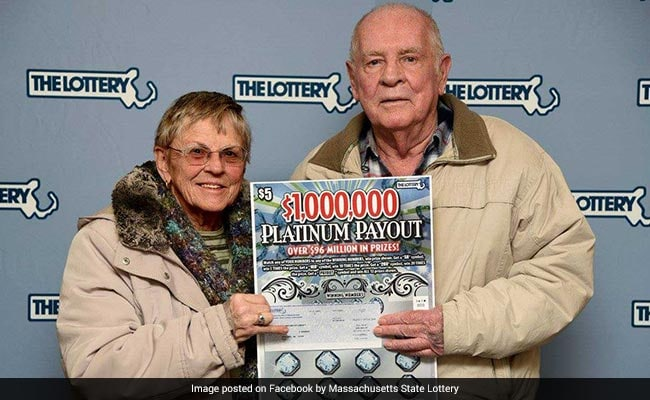 Husband, Wife Each Win $1 Million In Lottery Within 4 Months