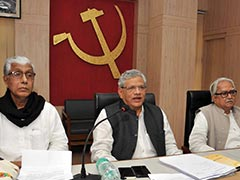 As CPM Rejected His Tie-Up Plan, Sitaram Yechury Offered To Quit
