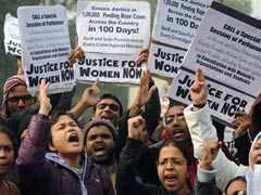 Pregnant Woman, Out To Relieve Herself, Tied And Gang-Raped In Uttar Pradesh
