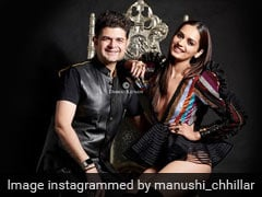 Miss World Manushi Chhillar, The Surprise Attraction In Dabboo Ratnani's 2018 Calendar
