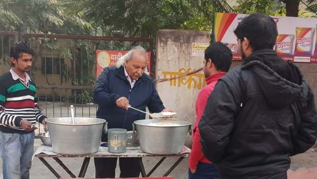 Dadi Ki Rasoi: A Noida-Based Man's Initiative To Provide Quality Meal At Just Rs 5