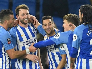 FA Cup: Brighton Beat Crystal Palace On VAR Debut