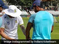 India vs South Africa: Dale Steyn, Umesh Yadav Engage In 'Tattoo' Talk