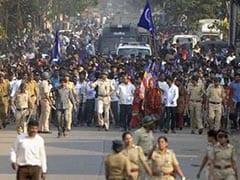 मध्य प्रदेश तक पहुंची महाराष्ट्र हिंसा की आग, वाहनों में तोड़फोड़, 8 हिरासत में