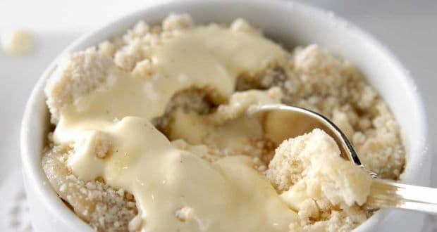 danish apple pudding