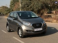 Datsun redi-GO AMT: All You Need To Know