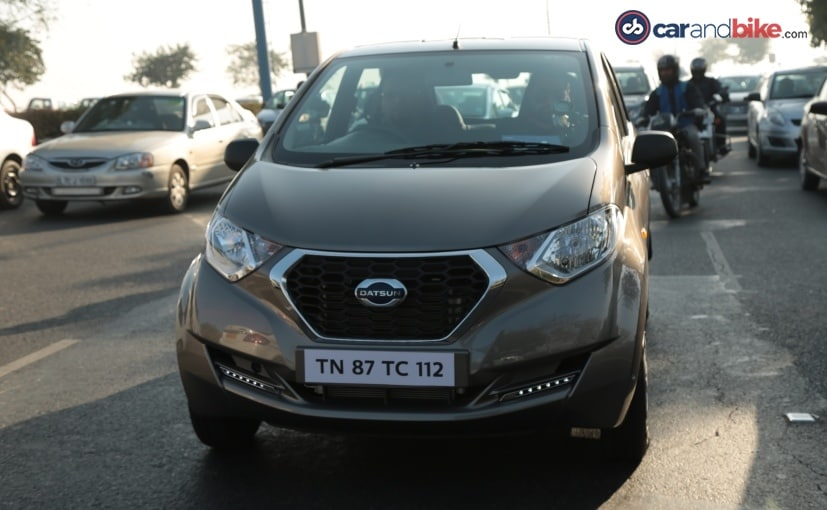 datsun redi go amt review
