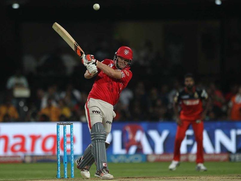 Indian Premier League, Knocks To Remember: David Miller