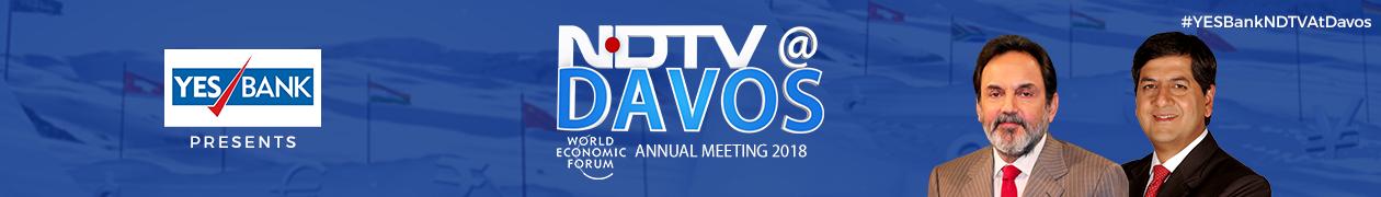 NDTV Davos