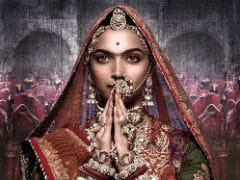 <i>Padmaavat</i> Is Officially The Title Of Deepika Padukone's Film Now. See Changed Name On Social Media