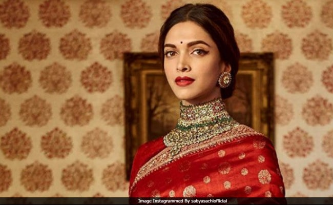 Deepika Padukone Reportedly Wants To Be A Sabyasachi Bride, Like Anushka Sharma