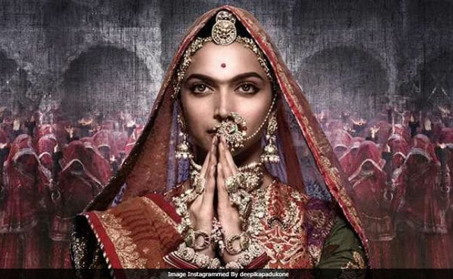 Padmaavat Is Officially The Title Of Deepika Padukone's Film Now. See Changed Name On Social Media