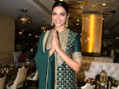 """<i>Padmaavat</i>"": Deepika Padukone, 'Happy And Proud,' Celebrates Film's Success"