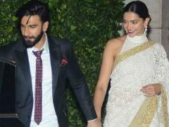 Deepika Padukone's Reported Gift From Ranveer Singh's Parents - Diamonds