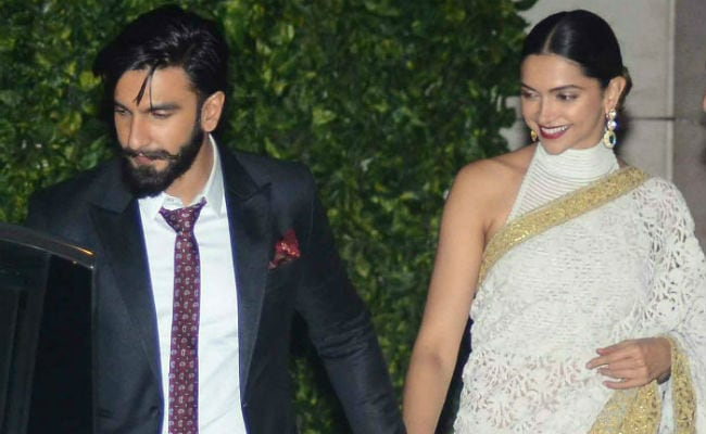 Deepika Padukone's Reported Gift From Ranveer Singh's Parents - Diamonds