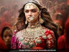 """<i>Padmaavat</i>"": Deepika Padukone Filmed 'Challenging' <i>Jauhar</i> Speech In Single Take"