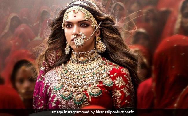 'Padmaavat': Deepika Padukone Filmed 'Challenging' Jauhar Speech In Single Take
