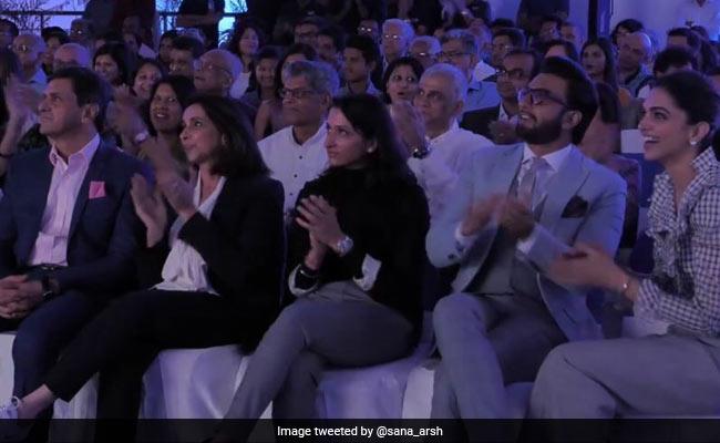 Viral Video: सगाई की खबरों के बीच Deepika Padukone की फैमिली के साथ दिखे Ranveer Singh