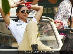 Deepika Padukone As A Cop Will Give Ranveer Singh A Run For His Money
