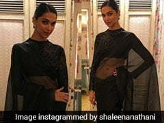 Deepika Padukone's Stylish Weekend: She's Already Having A Fashionable 2018