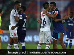Guyon Fernandez's Late Strike Helps Delhi Dynamos Draw Against Chennayin FC